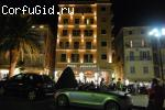 отель в центре Керкиры  Аркадион