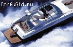 Моторная яхта типа Alfamarine