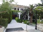 Отель на острове Паксос