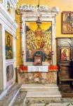 Храм Святых Отцов - славянский приход на острове Корфу
