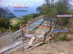 Строительство бассейнов на Корфу