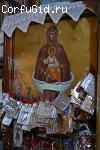 "Монастырь  ""Божьей Матери Палеокастрица """