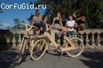 Аренда велосипедов в городе