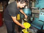 Экскурсия на оливковый пресс