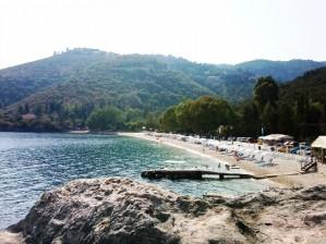 Пляж Керасья