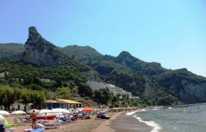 Пляж Святой Гордиос