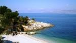 Пляж Кассиопи