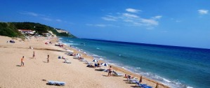 Пляж Кавос