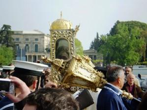 Мощи Св.Спиридона