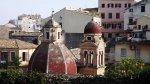 Купола католического собора Богоматери Тенедо