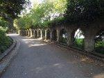 Арки у входа в Монастырь Св.Ефимия