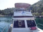 Остров Пакси на яхте