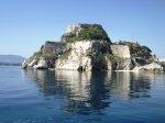Старая крепость с моря