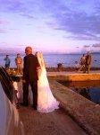 Прибытие невесты в сопровождении отца