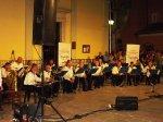Праздничный концерт на площади города Корфу