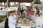 Торжественный ужин на Корфу