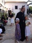 В монастыре Кассопитра