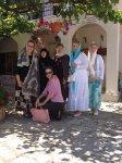 Паломники в монастыре св.Параскевы