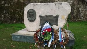 Памятник Ушакову