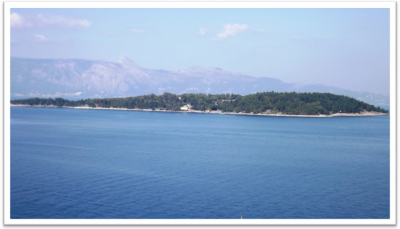 Остров Видос